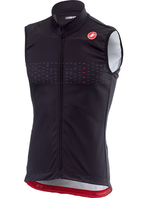 Castelli Thermal Pro Vest Men light black